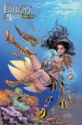 Aspen Entertainment's Fathom Issue # 2fan expo