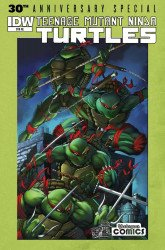 IDW Publishing's Teenage Mutant Ninja Turtles: 30th Anniversary Special Issue # 1yesteryear-a