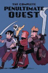 Iron Circus Comics's Complete Penultimate Quest Soft Cover # 1