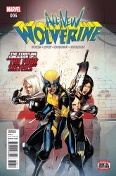 Marvel Comics's All-New Wolverine Issue # 6
