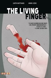 Darby Pop's The Living Finger Soft Cover # 1