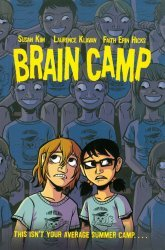 Square Fish's Brain Camp Soft Cover # 1