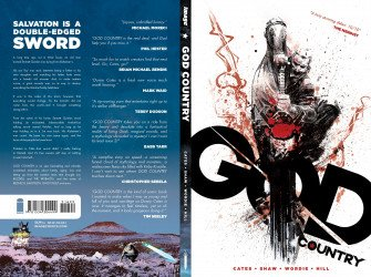 Image Comics's God Country TPB # 1c