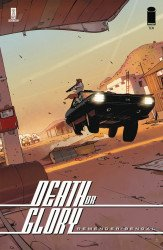Image Comics's Death or Glory Issue # 10