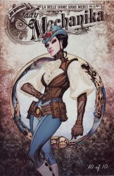 Benitez Productions's Lady Mechanika: La Belle Dame Sans Merci Issue # 1sdcc-b