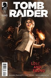 Dark Horse's Tomb Raider Issue # 9