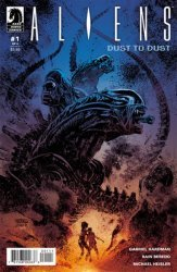 Dark Horse Comics's Aliens: Dust to Dust Issue # 1