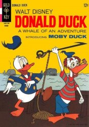 Gold Key's Donald Duck Issue # 112