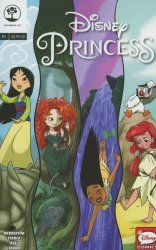 Joe Books's Disney Princess Issue # 3