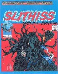 Oceanspray Comics Group's Slithiss Attacks! Special # 1b