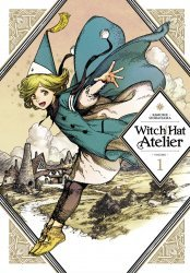 Kodansha Comics's Witch Hat Atelier Soft Cover # 1
