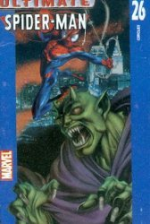 Ultimate Marvel's Komikai Micro Comics: Ultimate Spider-Man Issue # 26