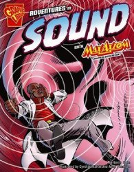 Capstone Press's Graphic Library: Adventures in Sound Soft Cover # 1