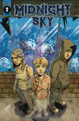 Scout Comics's Midnight Sky Issue # 2