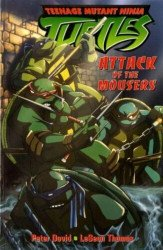 Dreamwave's Teenage Mutant Ninja Turtles TPB # 1b