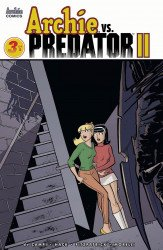 Archie Comics Group's Archie vs Predator 2 Issue # 3e
