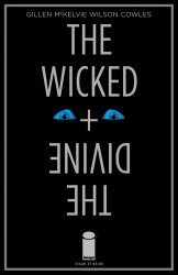 Image Comics's The Wicked + The Divine Issue # 37
