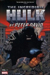 Marvel Comics's Incredible Hulk: By Peter David - Omnibus Hard Cover # 1b