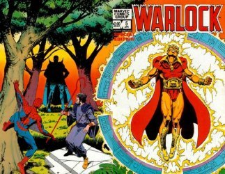 Marvel Comics's Warlock: Special Edition Issue # 5