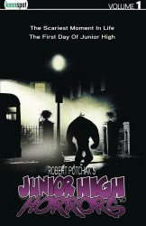 Keenspot Entertainment's Junior High Horrors TPB # 1