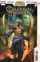 Marvel Comics's Lords of Empyre: Celestial Messiah Issue # 1