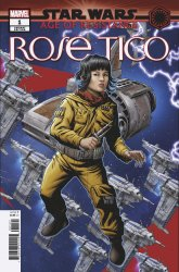 Marvel Comics's Star Wars: Age of Resistance - Rose Tico Issue # 1b