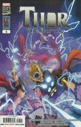 Marvel Comics's Thor: The Worthy Issue # 1
