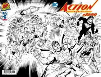 DC Comics's Action Comics Issue # 1000dynamic-b