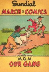 Western Printing Co.'s March of Comics Issue nn (# 3)-c