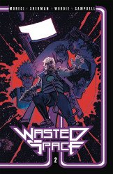 Vault Comics's Wasted Space TPB # 2