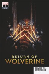 Marvel Comics's Return of Wolverine Issue # 5b