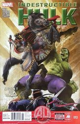 Marvel Comics's Indestructible Hulk Issue # 13b