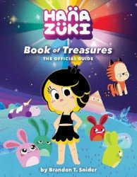 Amulet Books's Hanazuki: Book of Treasures Hard Cover # 1