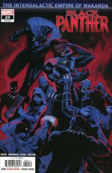 Marvel Comics's Black Panther Issue # 20