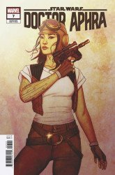 Marvel Comics's Star Wars: Doctor Aphra Issue # 7b