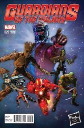 Marvel's Guardians of the Galaxy Issue # 20b
