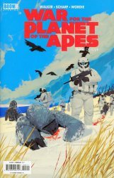 BOOM! Studios's War for the Planet of the Apes Issue # 3