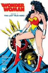 DC Comics's Wonder Woman: The Last True Hero TPB # 1