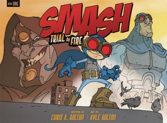 Candlewick Press's Smash TPB # 1