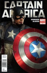 Marvel Comics's Captain America Issue # 1d
