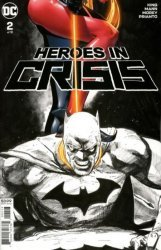 DC Comics's Heroes in Crisis Issue # 2 - final print