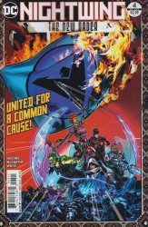 DC Comics's Nightwing: The New Order Issue # 4