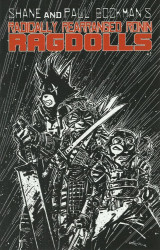 Kevin Eastman Studios's Radically Rearranged Ronin Ragdolls Issue # 1b