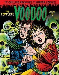 IDW Publishing's The Complete Voodoo Hard Cover # 3