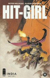 Image Comics's Hit-Girl Issue # 11