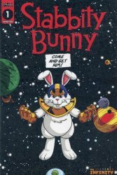 Scout Comics's Stabbity Bunny Issue # 1itcc