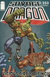 Image Comics's Savage Dragon Issue # 253