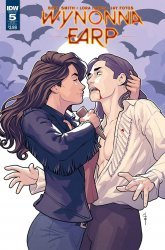 IDW Publishing's Wynonna Earp Issue # 5sub