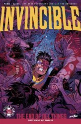 Image Comics's Invincible Issue # 140b