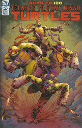 IDW Publishing's Teenage Mutant Ninja Turtles: Road to 100 Issue # 0